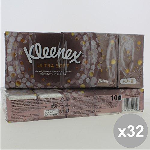 set-32-kleenex-fazzoletti-ultra-soft-10-pezzi-cura-del-corpo