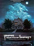 echange, troc Vampire vous avez dit vampire