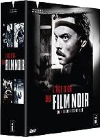 L'Âge d'or du film noir - Coffret 4 DVD