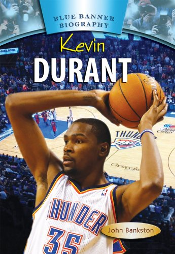Kevin Durant (Blue Banner Biographies)