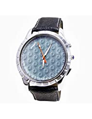 Foster's Small Circles With Grey Color Dial Analogue Multi-Color Watch AFW0000223