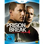 Post image for Prison Break (Blu-Ray) Season 2-4 für je ~17,50€ + 7€ VSK, Gilmore Girls Complete (DVD) für 52,50€