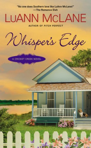 Whisper's Edge: A Cricket Creek Novel by LuAnn McLane