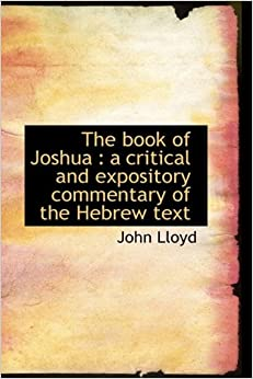 When was the book of joshua written
