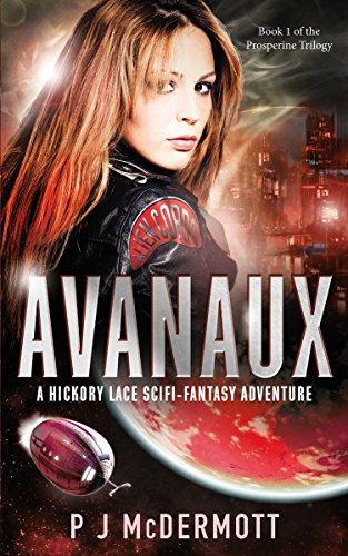 Avanaux by PJ Mcdermott ebook deal