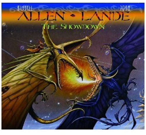 Showdown by Russell Allen & Jorn Lande (2011) Audio CD
