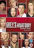 Grey's Anatomy - Season 4 [DVD]