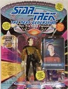 Star Trek Next Generation Action Figure - Lt Commander Data