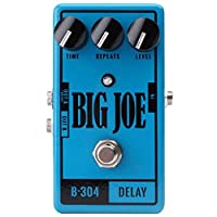 BIG JOE ビッグジョー B-304 ANALOG/HYBRID DELAY ディレイ