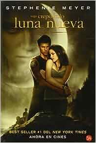 Amazon.com: Luna nueva (Portada película) (The Twilight