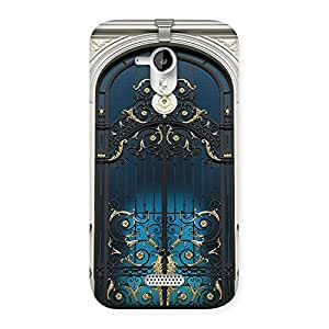 The Royal Door Back Case Cover for Micromax Canvas HD A116