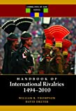 Handbook of International Rivalries (Correlates of War)