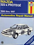 1990 1997 Haynes Repair Manual   Mazda 323   Protege