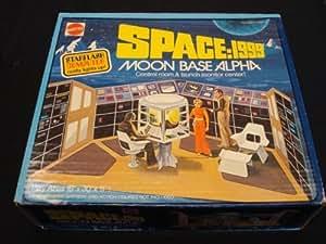 Amazon.com: 1976 Mattel Space 1999 Moon Base Alpha Playset ...