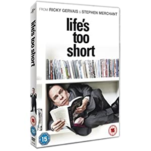 Life's Too Short - Series 1 [DVD] [Import anglais]