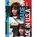 Made in U.S.A. (The Criterion Collection) ~ Anna Karina