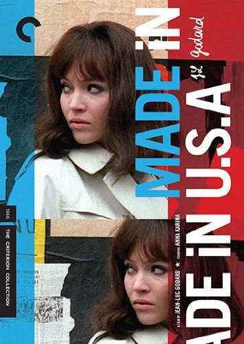 Cover art for  Made in U.S.A. (The Criterion Collection)