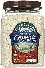 RiceSelect Organic Texmati White Rice 32 oz