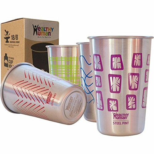 healthy-human-stainless-steel-cups-retro-color-16oz-4-pack-ideal-beer-pints-iced-tea-tumblers-wine-w