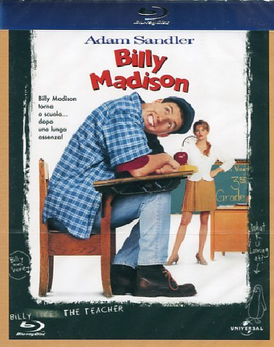 Billy Madison [Blu-ray] [IT Import]