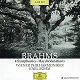 Brahms: 4 Symphonies / Variations ~ Christa Ludwig