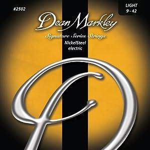 Amazon Com Dean Markley Nickelsteel Lt 2502 Electric