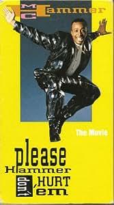 Please Hammer: Don't Hurt 'Em [VHS]