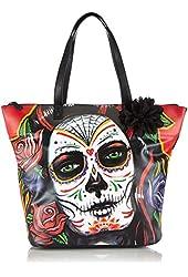 Iron Fist Rosarite Multicolored Bag