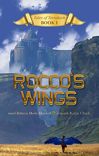 Rocco's Wings by Rebecca Merry Murdock ebook deal