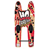 HO Sports Sure Shot Platform Trainer Junior Combo Water Skis With Standard Bindings 2013