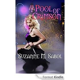 Pool of Crimson (A Blushing Death Novel Book 1) (English Edition)