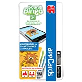 Jumbo 17786 - Appcards, Sound Bingo Kartenspiel