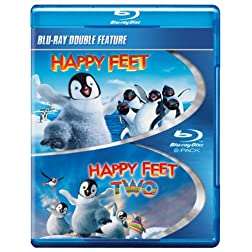 Happy Feet / Happy Feet 2 [Blu-ray]
