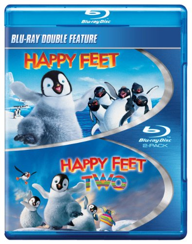 Happy feet 1 & 2 Blu-ray