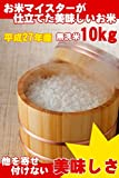 埼玉県産 白米 無洗米 10kg (5kg×2) お米マイスター (未検査米) 平成27年産