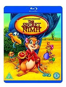The Secret of Nimh [Blu-ray] [1982]