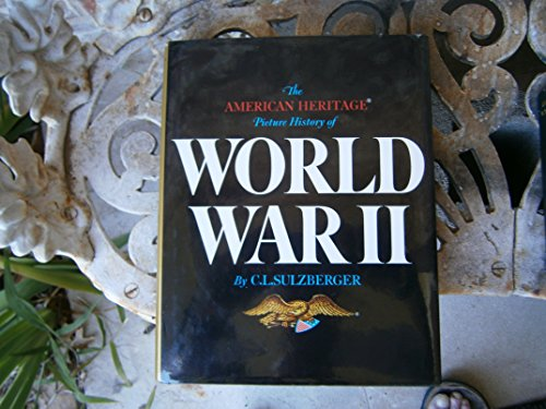 American Heritage Picture History of World War II (R) (American Pictures compare prices)