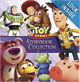 Amazon - Disney Storybook Collections - Hardcover - $3.50