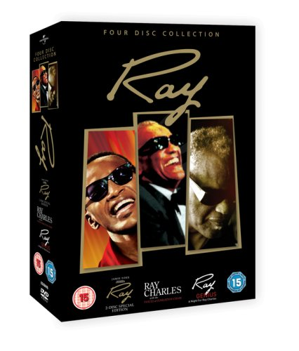 Ray Gospel / An Evening With / Ray The Movie [DVD]