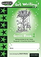 Read Write Inc. Phonics: Get Writing!: Green 1 Pack of 10 New Edition