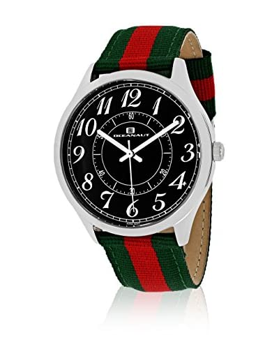 Oceanaut Reloj de cuarzo Oc7913 Classic Verde / Rojo 43  mm