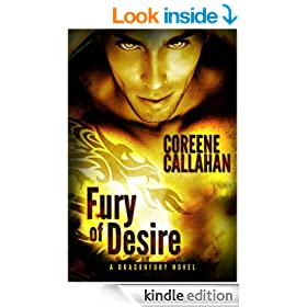 Fury of Desire (Dragonfury Series #4)