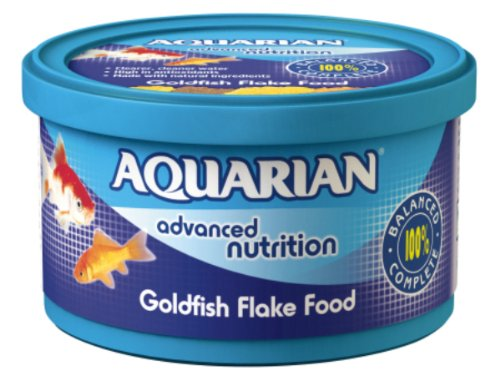 Aquarian-Goldfish-Flake-Food-Fish-Food-200g