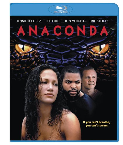 Cover art for  Anaconda [Blu-ray]