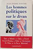 img - for Les hommes politiques sur le divan (French Edition) book / textbook / text book