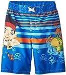 Disney Little Boys' Jake Swim Trunk