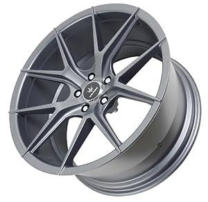 20″ Verde Axis Concave V99 20×9 20×10.5 Wheels Rims Fits Infiniti Q50 Q60 (2014) 5×114.3