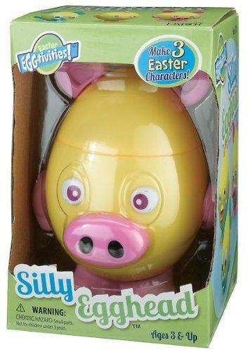 Silly Egghead - 1