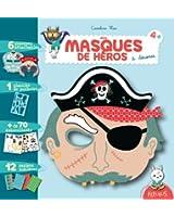 Mes masques de héros