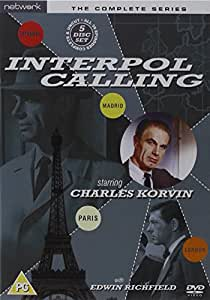 Interpol Calling - Complete Series - 5-DVD Set ( Inter pol ) [ NON-USA